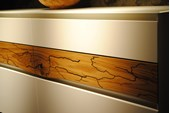 DESIGNER SIDEBORD - UNIKAT MIT WOOD BURNING